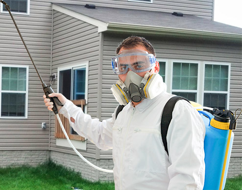 South Roxana, IL exterminator